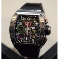 Richard Mille [NEW] RM 11-02 Titanium (Retail:US$160,000) - Special Offer:- HK$1,110,000.