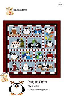 image 0 Applique Patterns, Applique Quilts, Quilt Patterns, Quilting Projects, Sewing Projects, Sewing Ideas, Quilting Ideas, Winter Quilts, Quilted Wall Hangings