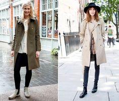 Vintage, a Chelsea Boot está presente entre o vestuário desde a década de 60, sendo uma peça prática e confortável, possuindo como marca registrada o elástico nas laterais, podendo ou não possuir um salto quadrado.