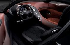 44. Infiniti Essence Concept - The 50 Most Outrageous Custom Car Interiors…