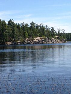 Grundy Lake Provincial Park in Britt, ON