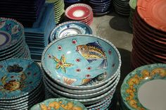 Vietri Sul Mare Ceramics | ... arts have been the mainstay of Vietri sul Mare on the Amalfi Coast