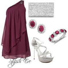 I think I'll be talking to the hubby about my wardrobe today!!!...Spring/ Summer 2013 Outfits for Women by Stylish Eve