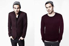 AllSaints Autumn 2012 Part Two Men's Lookbook | FashionBeans.com