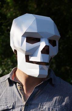 Steve Wintercroft- Masks