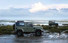 Avec cette édition limitée, Land Rover rend un bel hommage au tout premier véhicule de la marque produit en 1948