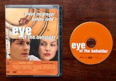 Eye of the Beholder DVD 1998 Ewan McGregor Ashley Judd Spy Thriller Movie Film    eBay
