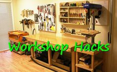 Try these great hacks to make life easier in the workshop