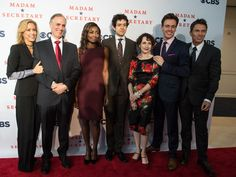 madam secretary show cast pictures - Google Search