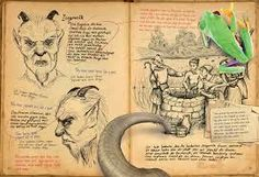 grimm monsters book - Google Search