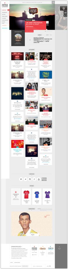 Homepage: Les Francofolies de La Rochelle