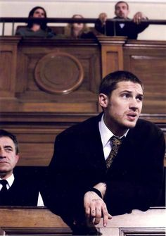 Stuart in court - a scanned HQ still from Stuart a Life Backwards.