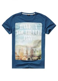 CAMISETA FOTO EDIFICIO 'HACKNEY'
