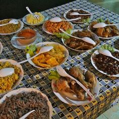 The most amazing feast in Baracoa, Cuba! Is the food in Cuba really that bad? Read more here: http://www.gastronomicnomad.com/is-the-food-in-cuba-bad/
