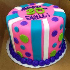 30th Birthday Cake!