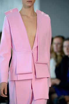 Christopher Kane Spring 2013 (The Pepto Bismol Effect)