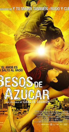 Directed by Carlos Cuarón.  With Héctor Jiménez, Kristyan Ferrer, Veronica Falcón, Daniela Arce. Nacho is a kid that has a crash into Mayra, the daughter of the leader of a gang of thieves and street vendors, La Diabla. She opposed to that relationship, and Nacho and Mayra will discover the love and the first steps into adulthood.