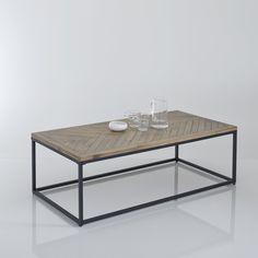 Nottingham Parquet Coffee Table