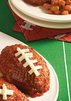 Touchdown mini meatloaf - Click the image for the Recipe!!