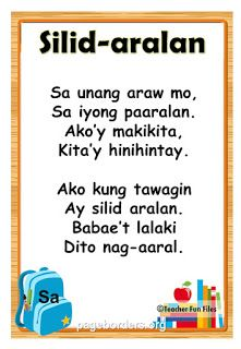 Teacher Fun Files: Tagalog Passages about School 1st Grade Reading Worksheets, First Grade Reading Comprehension, Vocabulary Worksheets, Alphabet Worksheets, Preschool Worksheets, English Short Stories, Birthday Charts, Classroom Bulletin Boards, Tagalog
