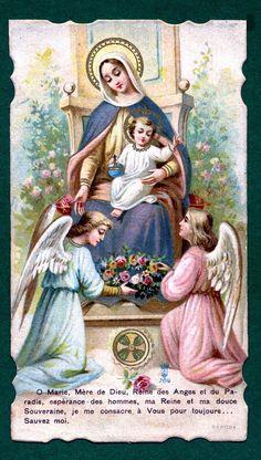 Madonna Degli Angeli -Santino Antico Cromo S.lega-Image Pieuse-Holy Card-Top !!! FOR SALE • EUR 15,00 • See Photos! Money Back Guarantee. SPLENDIDO SANTINO IN CROMOLITOGRAFIA AUTENTICO D'EPOCA DIMENSIONI: CM. 7 X 12 CA. CONDIZIONE : COME DA FOTO HO ALTRI SANTINI SU EBAY: DAI UN'OCCHIATA ! I HAVE MANY OTHER HOLY 171077971478