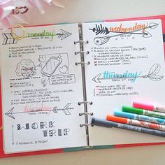 Last 4 days of #march. This week was tough for me with its irregular work schedule and emergencies. For this reason I am changing my system a bit to accomodate for future weeks like this. How do you guys plan for uncertainties in your #bujo? #bulletjournal #bulletjournaling #bulletjournallove #plannerned #plannergirl #planneraddict #doodle #doodles #staedler #statinery #crayolamarkers #bulletjournaljunkies #bulletjournalcommunity