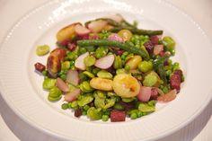 Bonenhusseltje met salami | Vleeschwaar recept van 24Kitchen