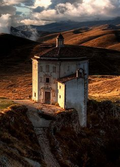 Abruzzo, Italy.