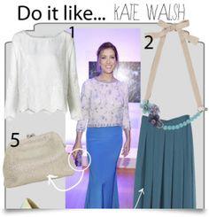 Do it like... Kate Walsh