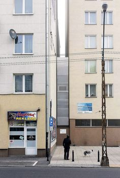 Keret House – World's Narrowest Home Located in Warsaw - Amazing space economy houses | jebiga |