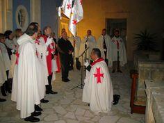 cavalieri templari federiciani: LA ORACION DE LOS TEMPLARIOS