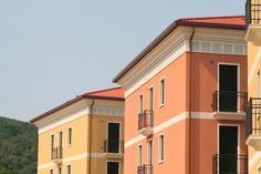Oltre 1000 idee su cornicioni su pinterest nappe lacci - Cornici finestre in polistirolo ...
