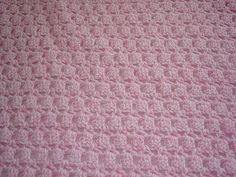 Baby Blanket #410 pattern by Bernat Design Studio