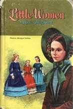 Little Women by Louisa May Alcott  First read in 5th grade... a book given to me by my Grandma Boyer that she had owned when she was young.  I REALLY wish I still had that book!