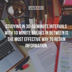 Study time!!