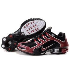 a762adf6104aa7 Nike Shox R5 608 Black Red White Men Shoes  79.59 Nike Shox Shoes