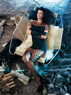 Fall 2012 Fashion Ad Campaigns Photo 1