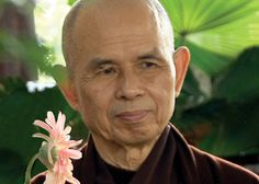 Thich Nhat Hanh - Mindful Monk of the Heart Terrain on my Council of Awesomeness.