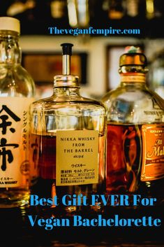 Pefect bachelorette or birthday gift for any vegan! Dick At Your Door will send a beautifully packaged vegan chocolate dick right to your door! Alcohol Bottles, Liquor Bottles, Nikka Whisky, Bachelorette Gifts, Vegan Kitchen, Latest Recipe, Vegan Lifestyle, Vegan Dinners, Vegan Chocolate