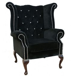Google Image Result for http://betterdecoratingbible.com/wp-content/uploads/2012/06/Suzy-q-better-decorating-bible-interior-design-blog-decorating-diy-project-how-to-ideas-Swarovski-crystal-furniture-chesterfield-chair-upholstering-rhinestones-buttons-cheap-chic-sparkly.jpg