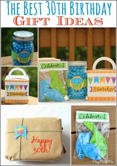 30 Of The Best 30th Birthday Gift Ideas From Playpartypin Gifts For