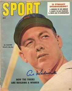 SPORT (July 1957)