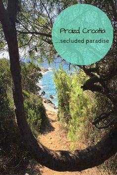 Paradise found in Proizd, Croatia, a secluded little island with pristine beaches and beautiful nature. A must see!