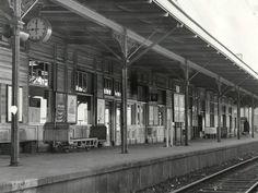 Station Breda anno 1975