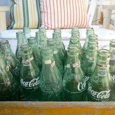 Love these vintage coke bottles   http://thelexchapter.blogspot.co.uk/2014/09/abbot-kinney-la.html