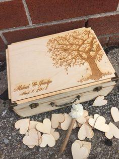 Autumn  Wedding Guest Book  / guest book / by FallenStarCoutureInc