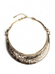 It's All In The Details Collar Necklace  $32.00