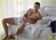 Tom Hiddleston Strips Down To His Underwear In 'W' Magazine!