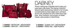 September Spotlight - DABNEY *Miche Canada* #michecanada #michefashion #fashion #style #purses #handbags #accessories