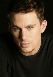 Channing Tatum from the Step Up movies